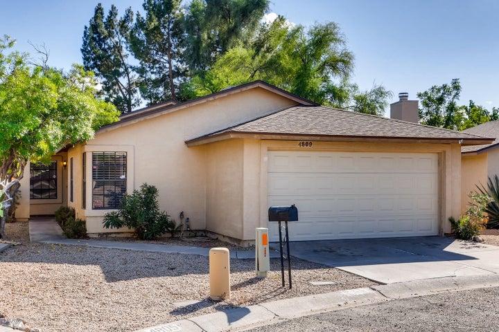 4809 W KRALL Street, Glendale, AZ 85301
