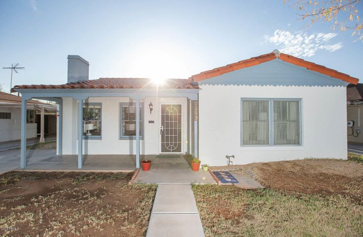 2213 N 17TH Avenue, Phoenix, AZ 85007