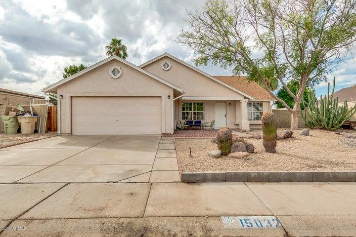 15032 N 60TH Drive, Glendale, AZ 85306