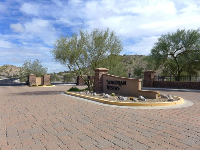 Gated Estrella Custom home Community