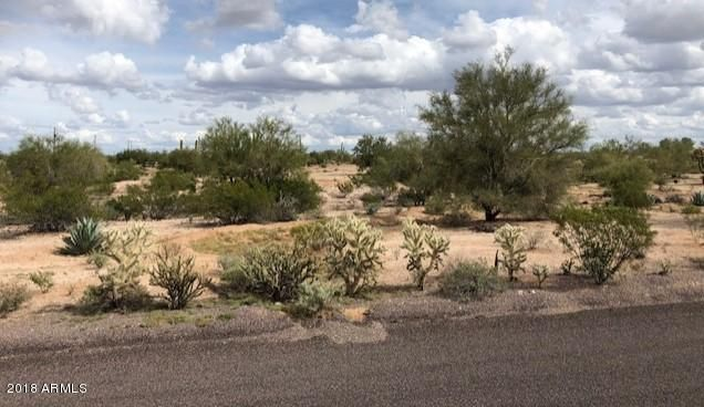 3.75 Acres of beautiful desert land with mountain views