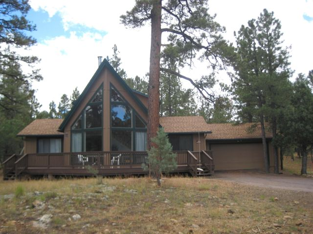 2505 SIOUX Lane, Happy Jack, AZ 86024