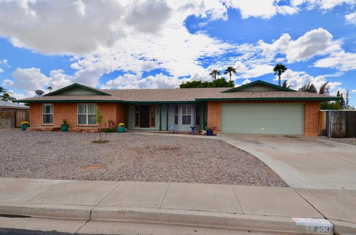 1453 E GRANDVIEW Street, Mesa, AZ 85203