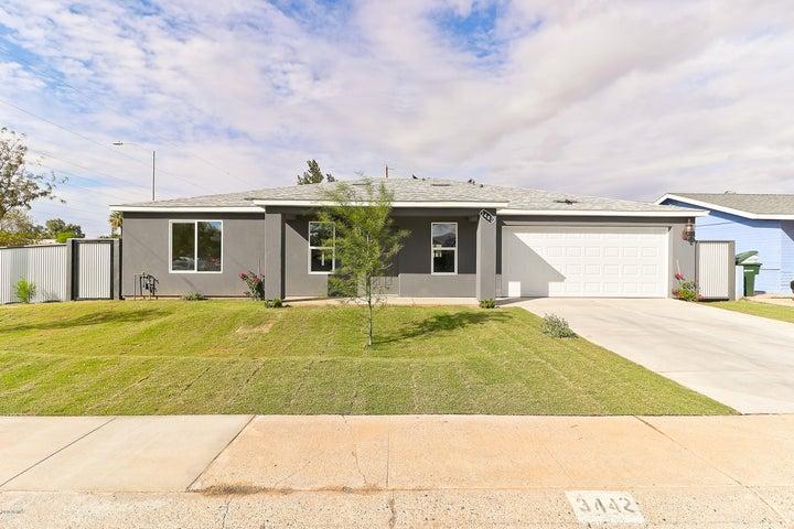 3442 W POINSETTIA Drive, Phoenix, AZ 85029