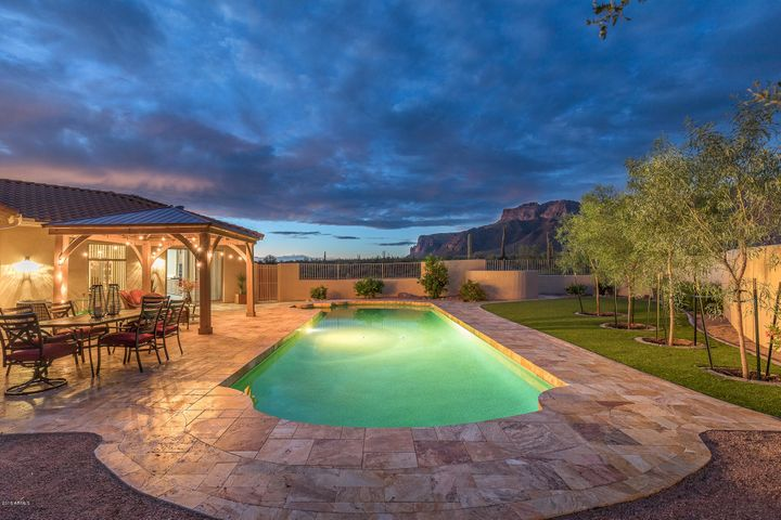 9694 E SAGUARO SUMMIT Court, Gold Canyon, AZ 85118
