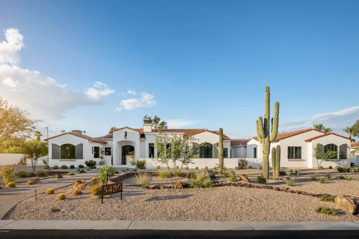 5430 E Sapphire Lane, Paradise Valley, AZ 85253