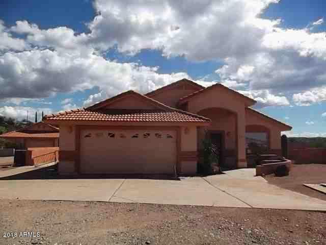 1030 S SANDERS Drive, Globe, AZ 85501