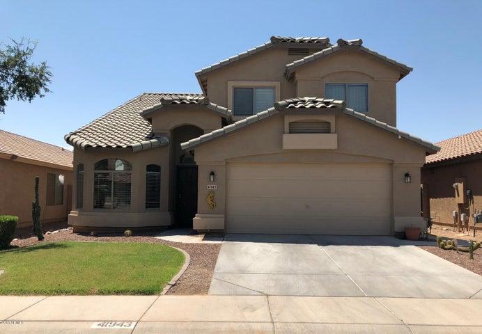 41943 W MICHAELS Drive, Maricopa, AZ 85138