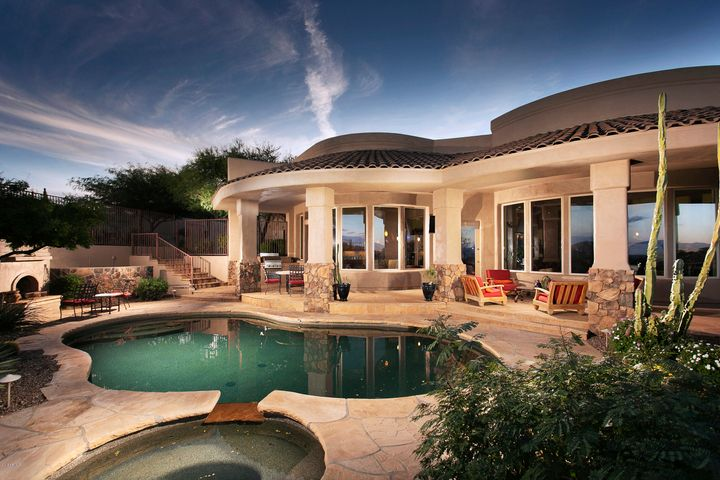 9607 N COPPER RIDGE Trail, Fountain Hills, AZ 85268