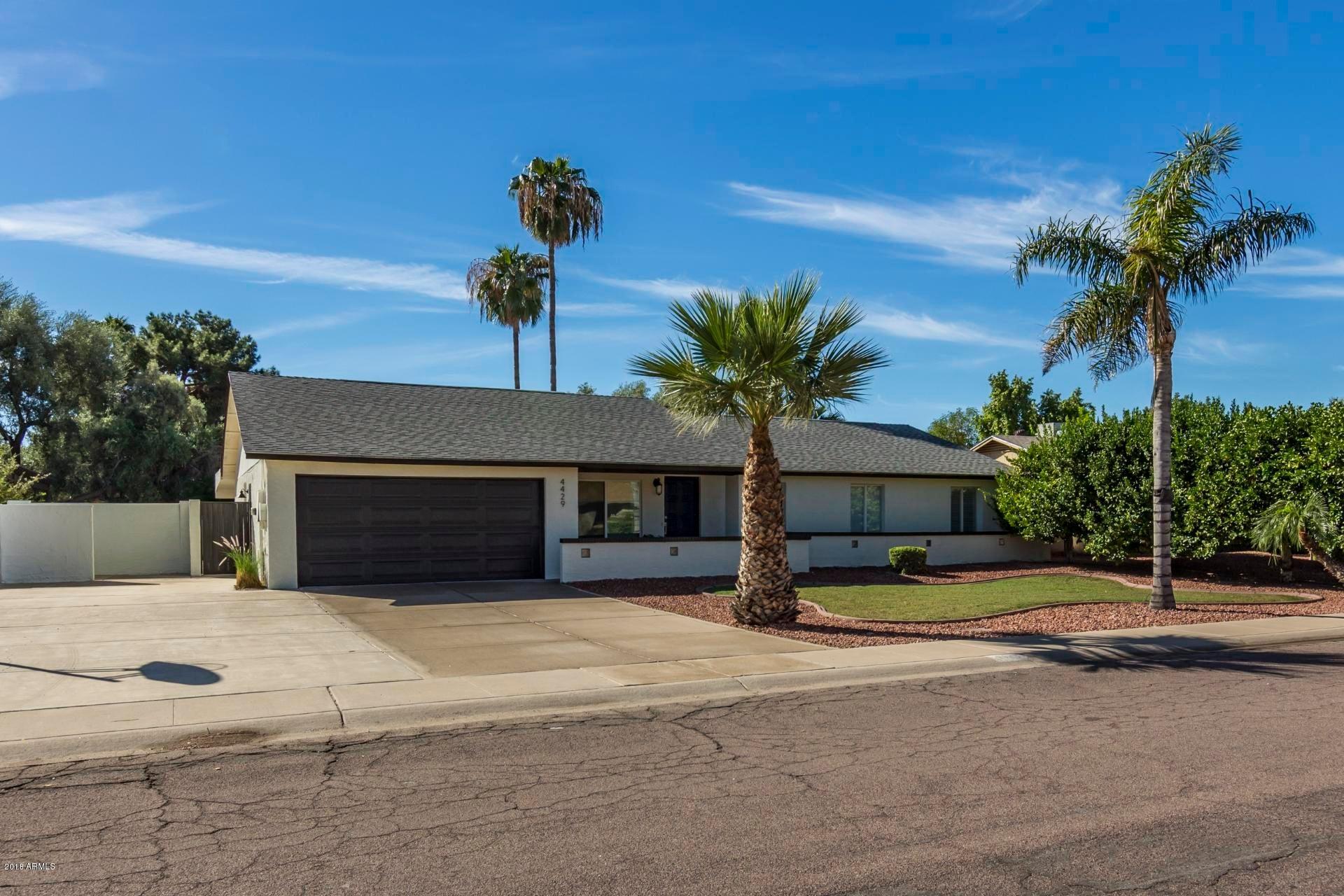 4429 E FRIESS Drive, Phoenix, AZ 85032