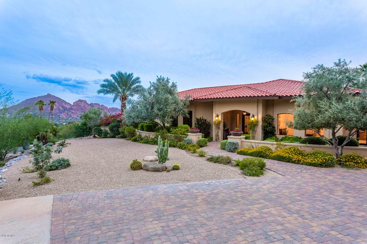 4403 E CLEARWATER Parkway, Paradise Valley, AZ 85253