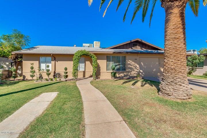 1608 E PALMCROFT Drive, Tempe, AZ 85282