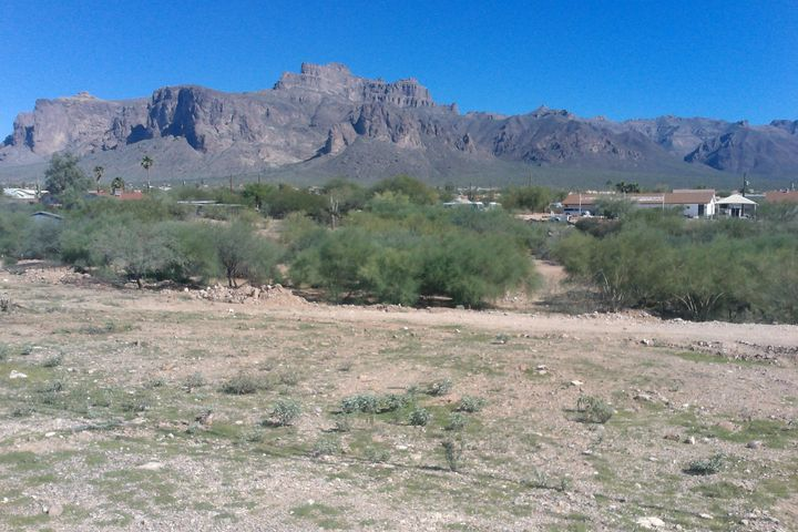 0 N Muleshoe Road, -, Apache Junction, AZ 85119