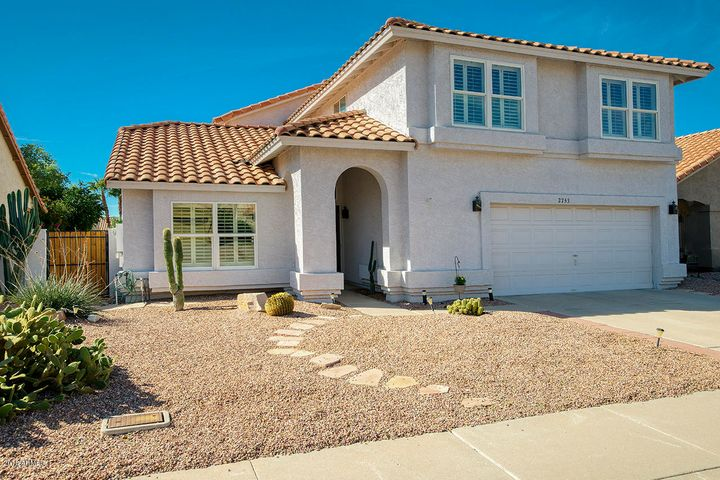 Tidy Front Yard featuring Low Water Landscape, and Great Curb Appeal