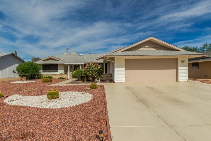 12618 W FOXFIRE Drive, Sun City West, AZ 85375