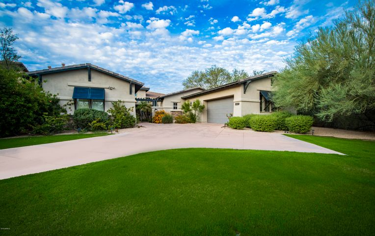 9594 E MOUNTAIN SPRING Road, Scottsdale, AZ 85255