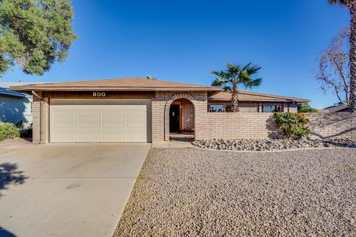 800 W BELL DE MAR Drive, Tempe, AZ 85283