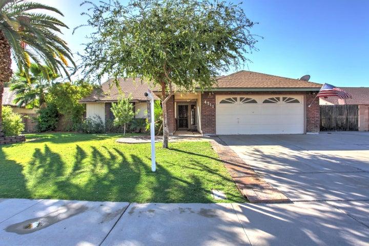 4511 W CORONA Court, Chandler, AZ 85226