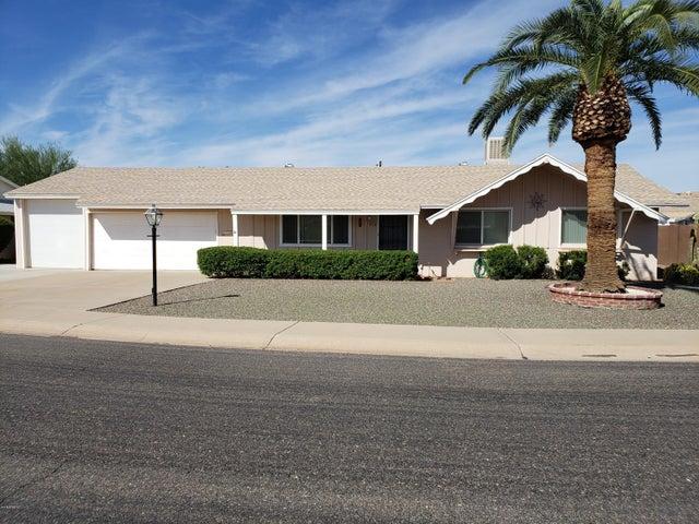 11838 N Mission Drive, Sun City, AZ 85351