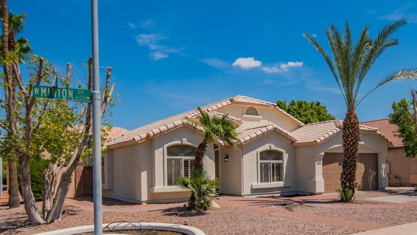 696 W MINTON Drive, Tempe, AZ 85282