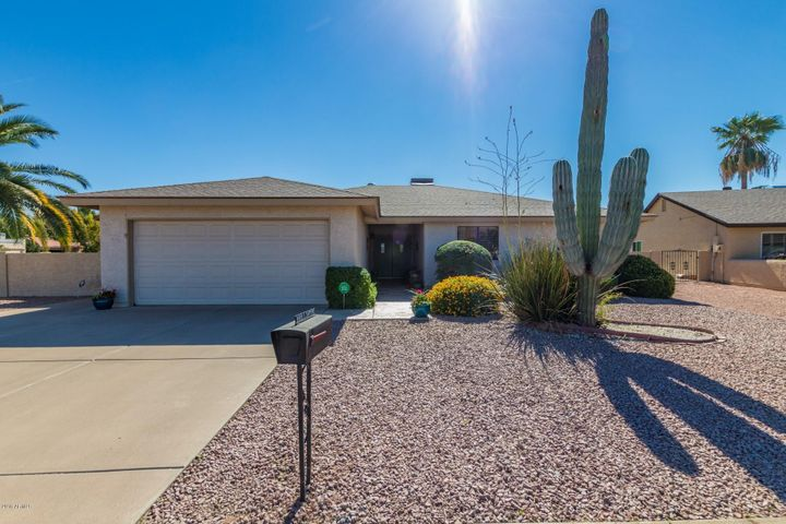26622 S DARTFORD Drive, Sun Lakes, AZ 85248