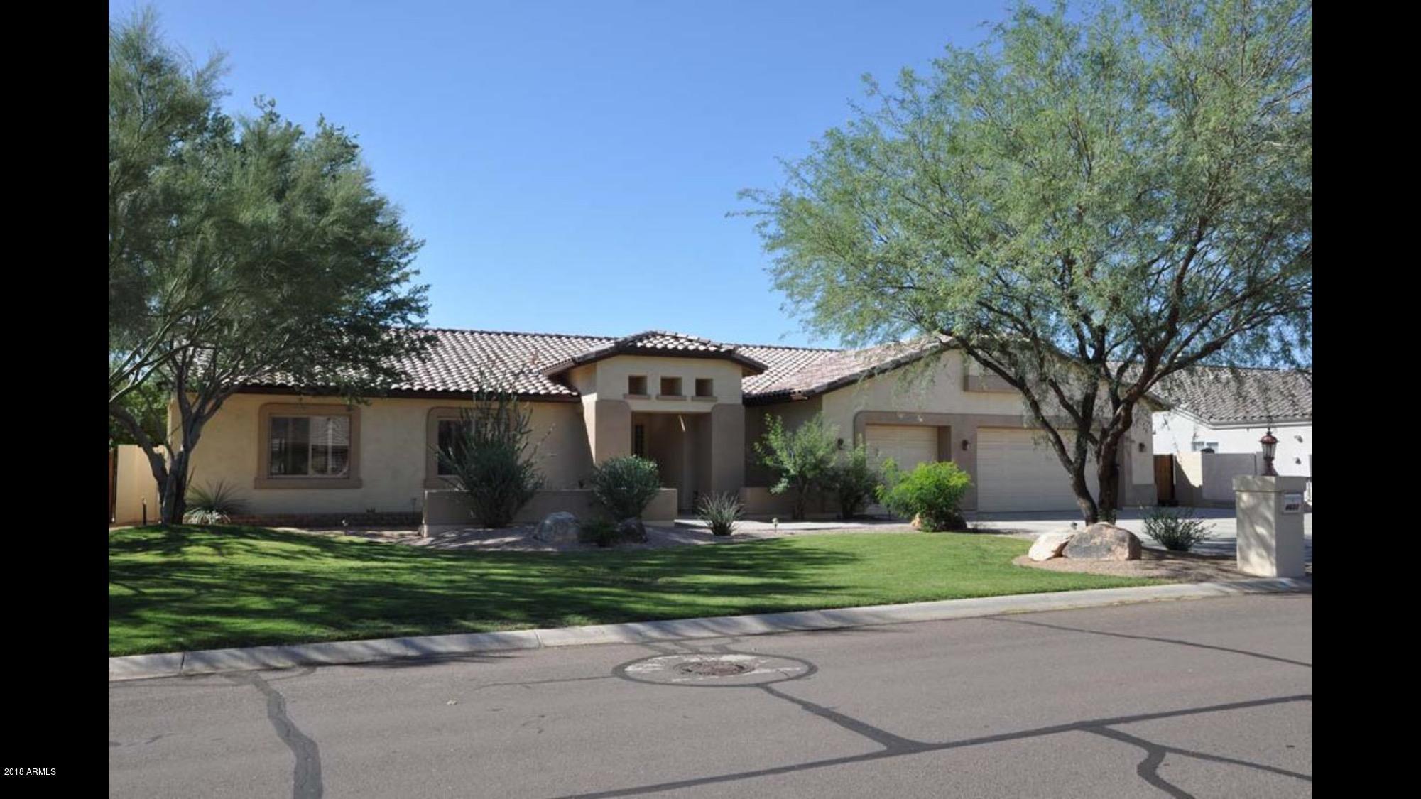 4601 W MARIPOSA GRANDE Lane, Glendale, AZ 85310