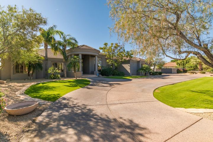 12501 E DOUBLETREE RANCH Road, Scottsdale, AZ 85259