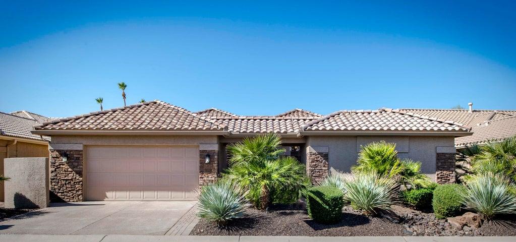 24612 S DESERT FLOWER Drive, Sun Lakes, AZ 85248