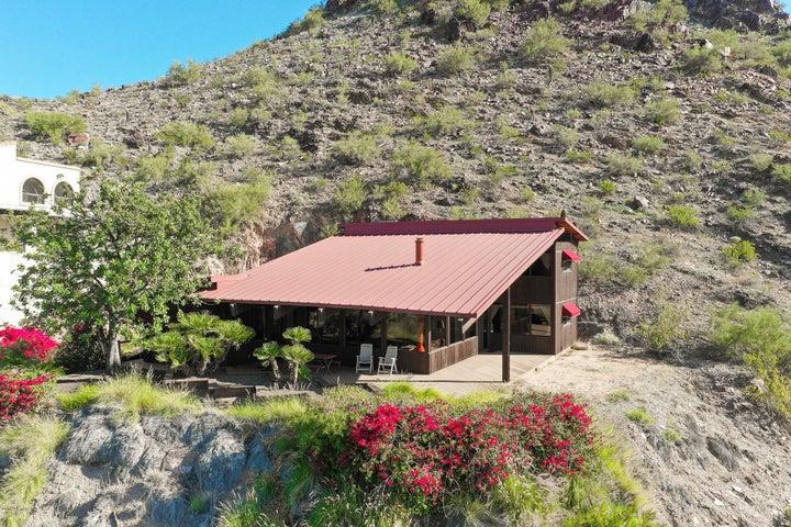 The Cedar House on the Hill