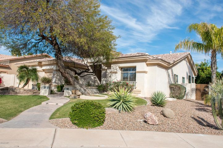 1255 N SADDLE Court, Gilbert, AZ 85233