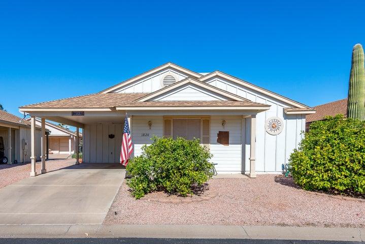 1820 E DORAL Drive, Chandler, AZ 85249