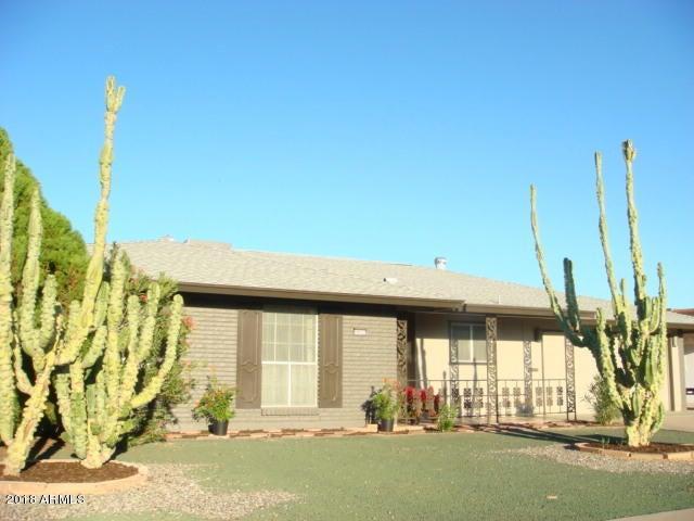 10521 W DESERT FOREST Circle, Sun City, AZ 85351