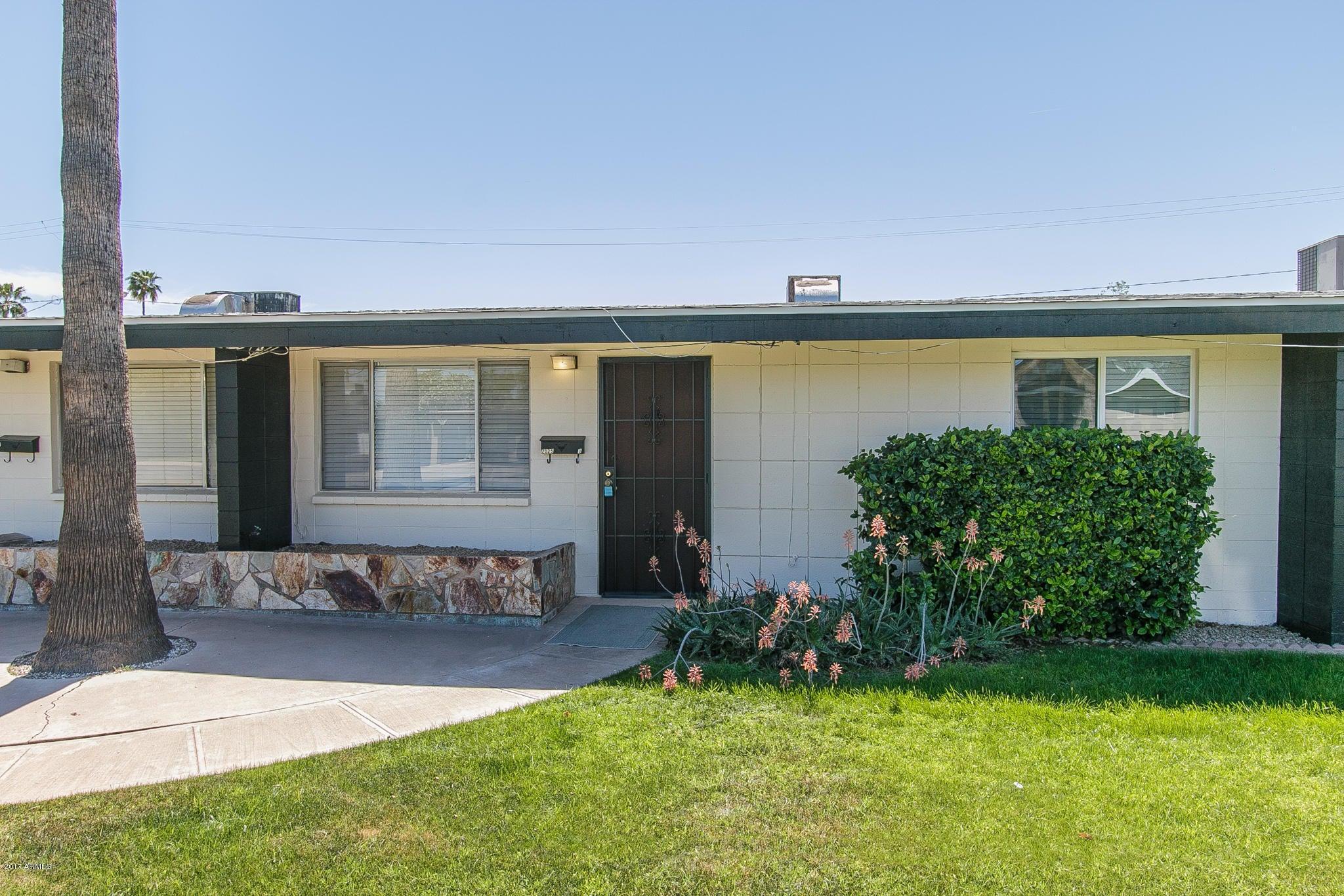 7025 E WILSHIRE Drive, 2, Scottsdale, AZ 85250