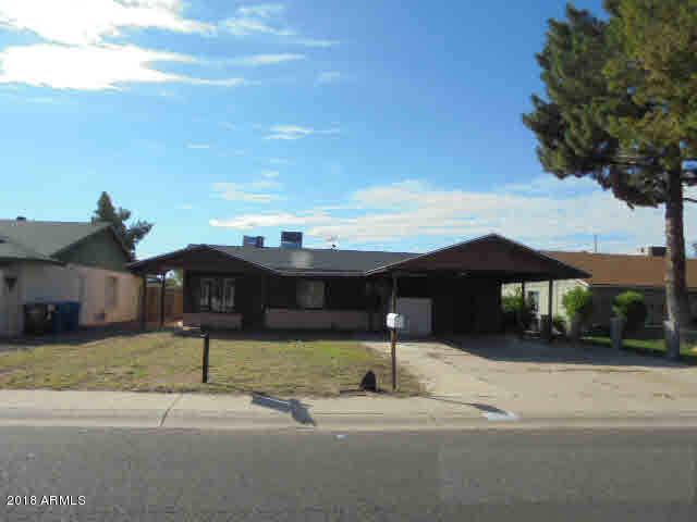 4411 W MERCER Lane, Glendale, AZ 85304