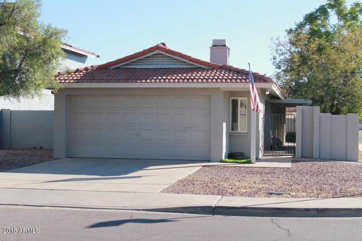 5037 W EVANS Drive, Glendale, AZ 85306