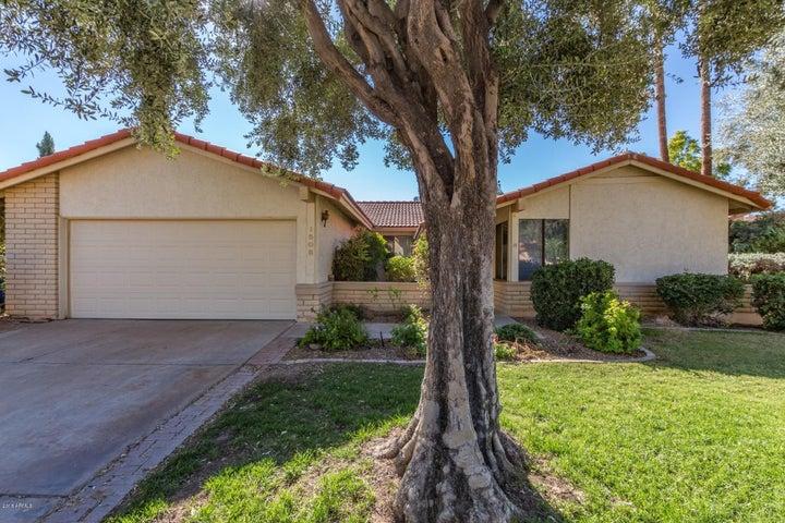 1505 E EDGEWATER Drive, Tempe, AZ 85283