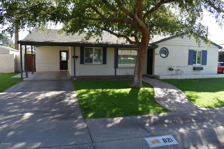 821 W Vermont Avenue, Phoenix, AZ 85013