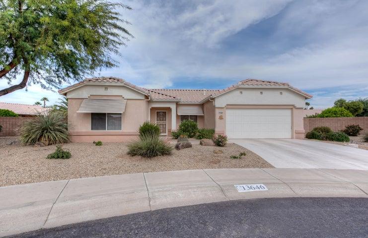 13646 W RAVENSWOOD Drive, Sun City West, AZ 85375