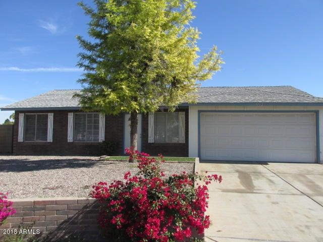 11029 N 79TH Drive, Peoria, AZ 85345