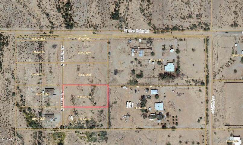 0 N 228th (APN 503-17-007U) Drive, U, Wittmann, AZ 85361