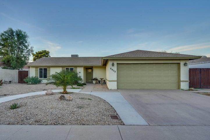 6408 W MISSION Lane, Glendale, AZ 85302