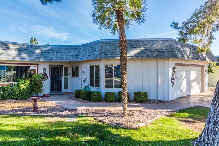 10402 W LOMA BLANCA Drive, Sun City, AZ 85351