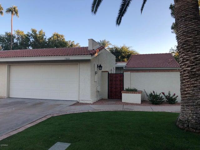 7805 E FOXMORE Lane, Scottsdale, AZ 85258