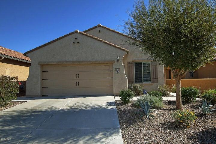 2457 N PECOS Drive, Florence, AZ 85132