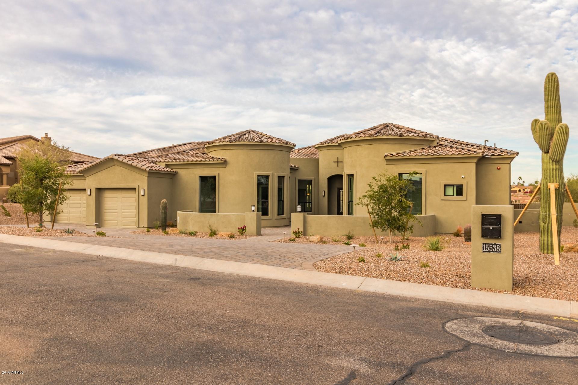 15538 E PALATIAL Drive, Fountain Hills, AZ 85268