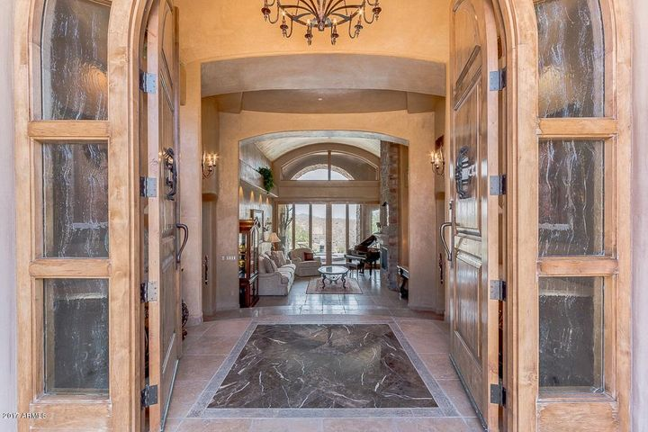 Step into this beautiful Tuscan retreat & view Fountain Hills