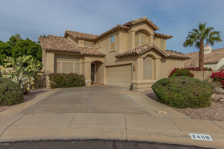 2408 E HIDDENVIEW Drive, Phoenix, AZ 85048