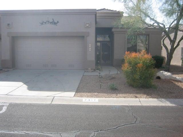 7317 E PALO BREA Drive, Gold Canyon, AZ 85118