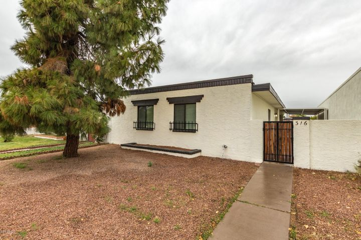 316 W MANHATTON Drive, Tempe, AZ 85282