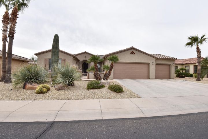 16349 W BADGER PASS Lane, Surprise, AZ 85387